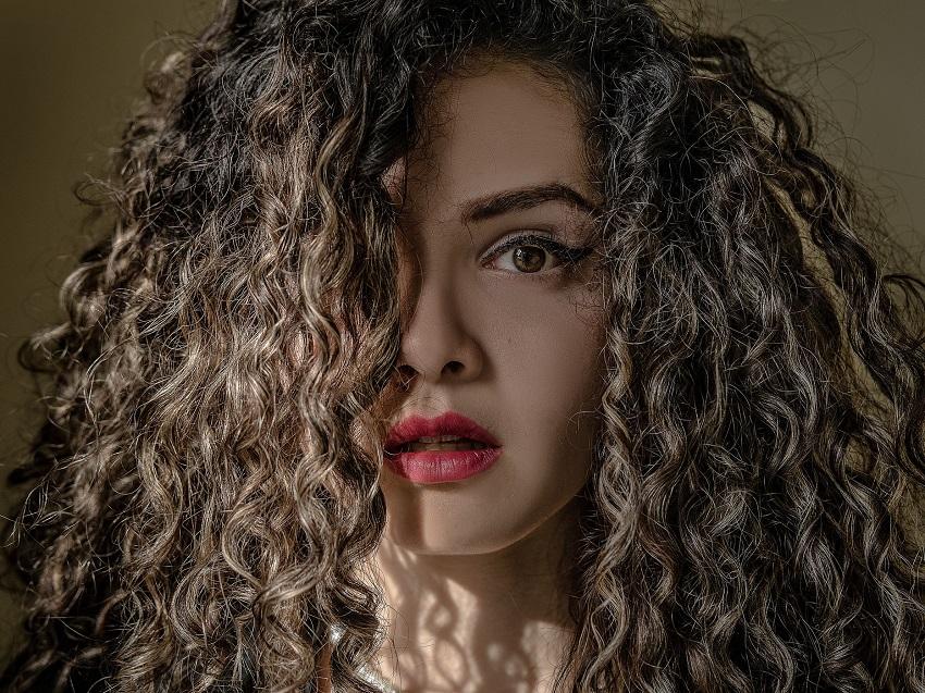 curly method